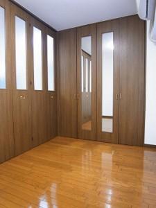 ラヴェンナ日本橋 ベットルーム