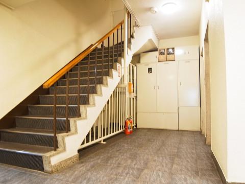 ストークビル赤坂 エレベーター