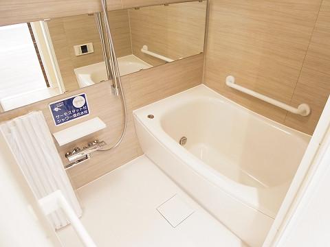 若林ヴィラージュ  浴室
