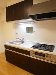 五反田サニーフラット キッチン