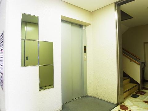 ハマイハイライズ エレベーター