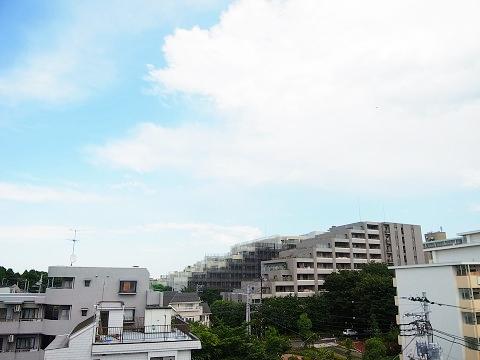 成城コート 眺望