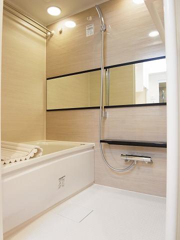 エスコート駒沢 バスルーム
