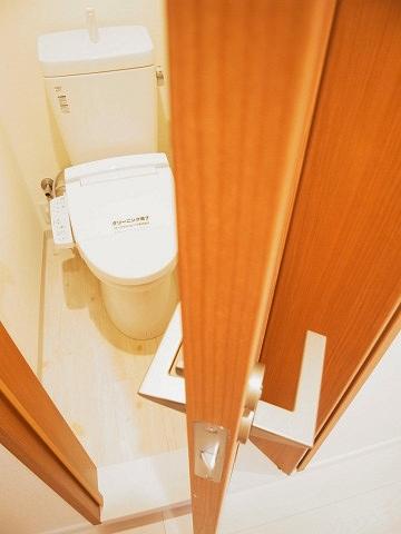 パルムハウス野沢 トイレ