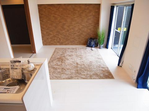 パルムハウス野沢 リビングダイニングキッチン