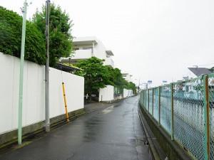 日商岩井大岡山第二マンション 周辺