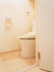ファミール太子堂    トイレ