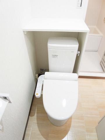 マリンシティダイヤモンドパレス トイレ
