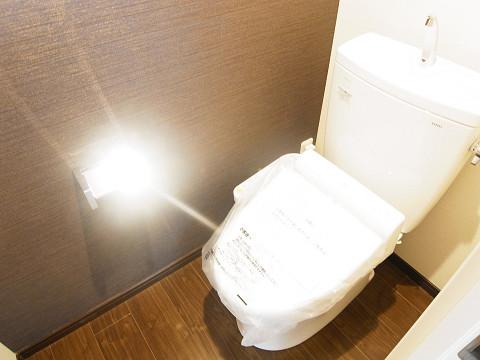 若林ヴィラージュ トイレ