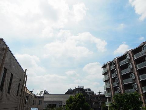 ニューウェルハイツ第1三軒茶屋 眺望
