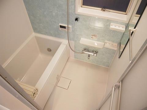 エクレール後楽園 バスルーム