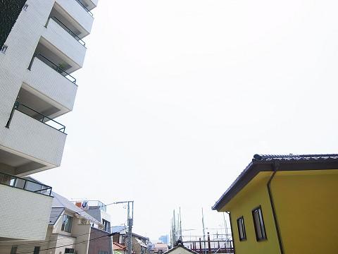 ライオンズマンション三軒茶屋 眺望