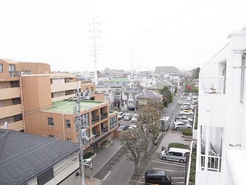 成城アンバサダー 眺望
