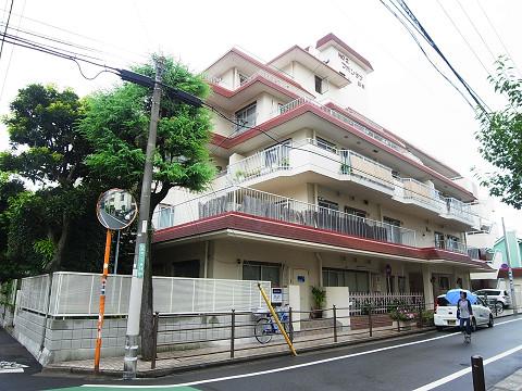 第2フォンタナ駒沢 外観