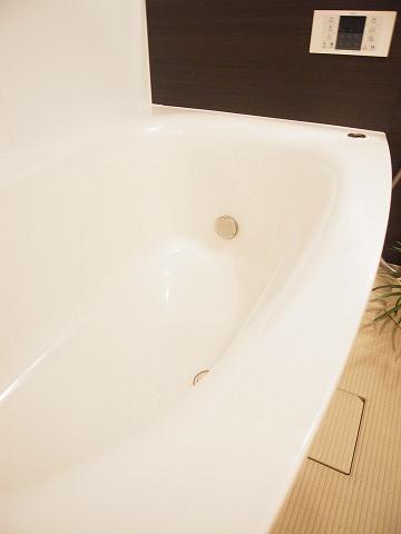 ハイツ上野毛 バスルーム