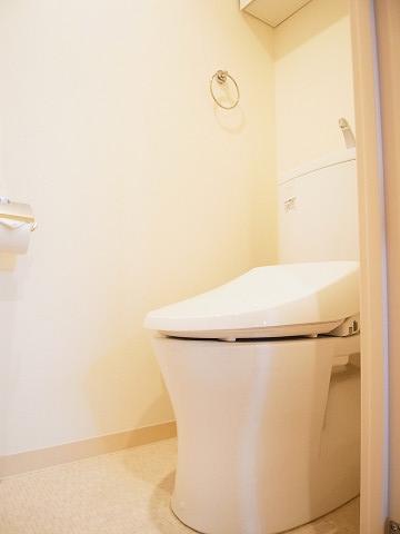 ハイツ上野毛 トイレ