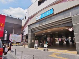 朝日プラザ梅ヶ丘 駅
