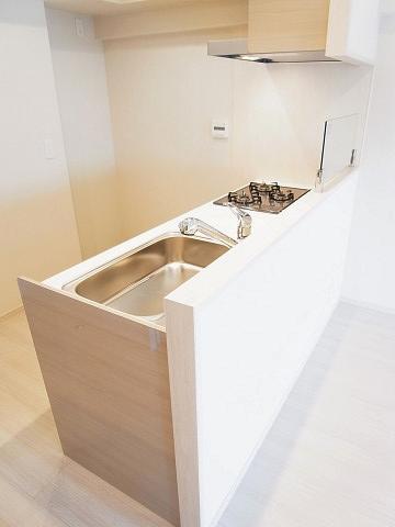玉川台スカイマンション キッチン