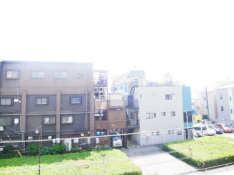 幡ヶ谷コーエイマンション 眺望