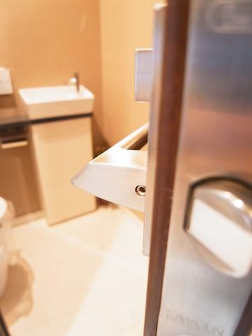 サンウッド尾山台 トイレ
