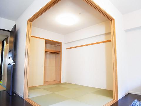 サンウッド尾山台 和室