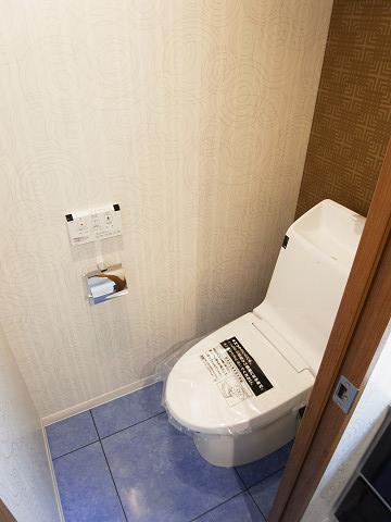 ライオンズマンション桔梗 トイレ
