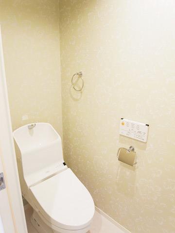アミティ用賀 トイレ