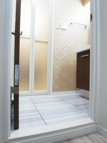 クレベール西新宿フォレストマンション サニタリールーム