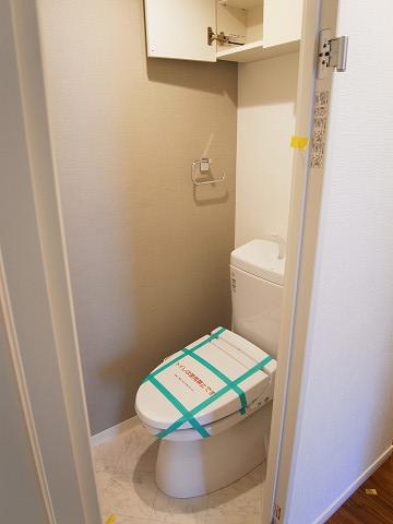 上北沢ハイネスコーポ トイレ