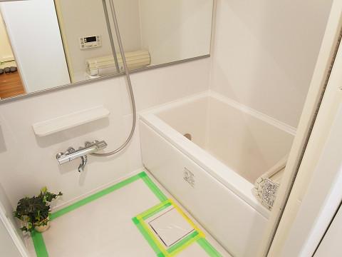 上北沢ハイネスコーポ バスルーム