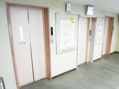 中野本町マンション エレベーター