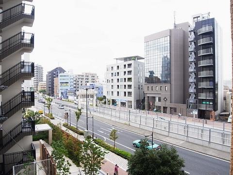 中野本町マンション 眺望