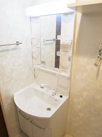 中野本町マンション 洗面台