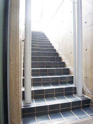 ビラ・ノーバ 階段