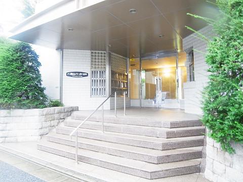 八幡山パークマンション エントランス