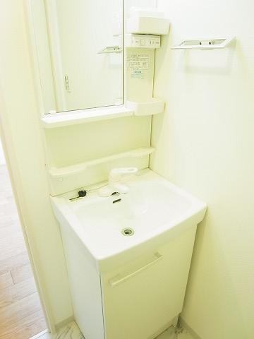 ライオンズマンション初台第3 洗面台