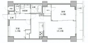 カーサ中野本町 図面