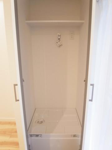 烏山南住宅 洗濯機置き場