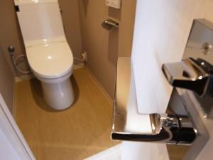 勝どき黎明マンション トイレ