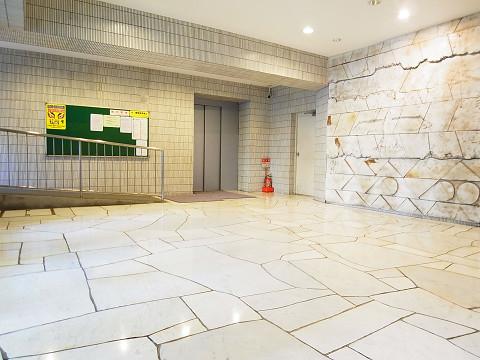 エクセルハイツ大井仙台坂 エントランス