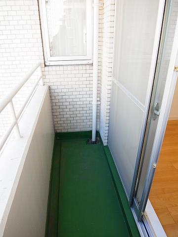 エクセルハイツ大井仙台坂 洋室2バルコニー