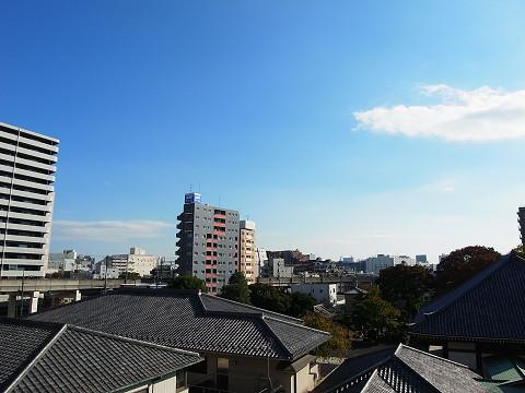 エクセルハイツ大井仙台坂 洋室3眺望