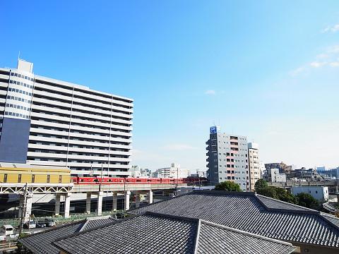エクセルハイツ大井仙台坂 洋室4眺望