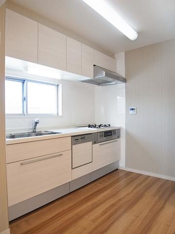 砧公園ヒミコマンション キッチン