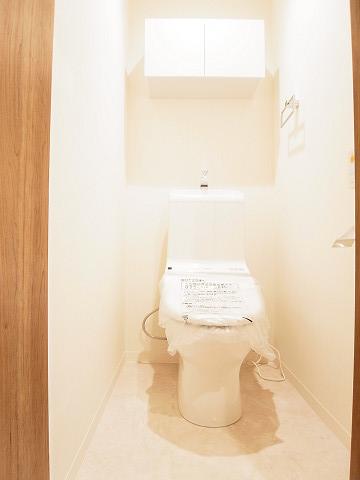 ノヴァ目黒南 トイレ