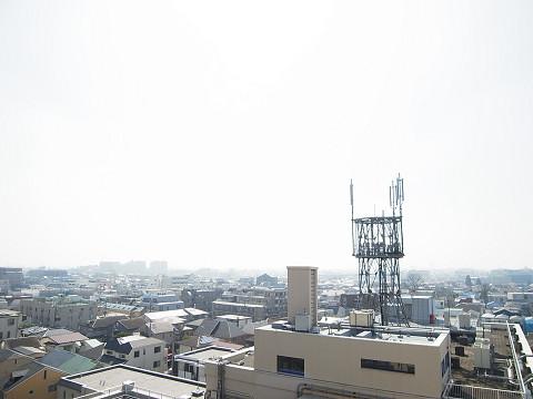 上北沢ハイネスコーポ 眺望