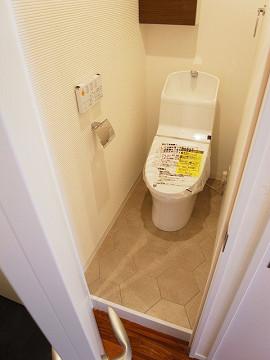カーサ中野本町 トイレ
