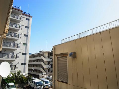 カーサ中野本町 眺望