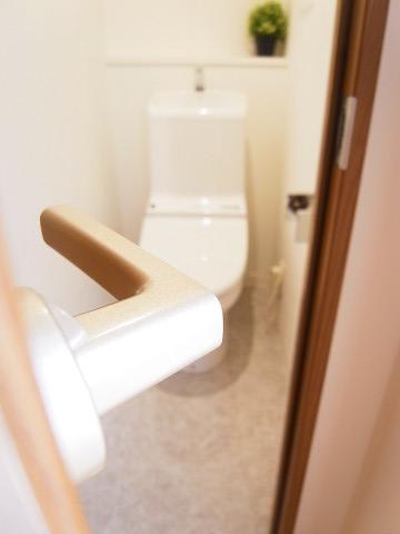 シャンボール北新宿 洗面台 トイレ