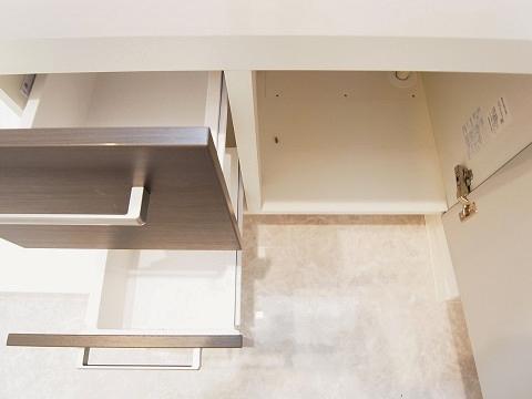 シャンボール北新宿 洗面台